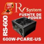 FTE DE PODER RS 600 CH