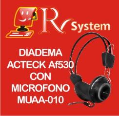 DIADEMA ACTECK AF530 CHICO