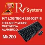KIT LOGITEC MK200 CHICO