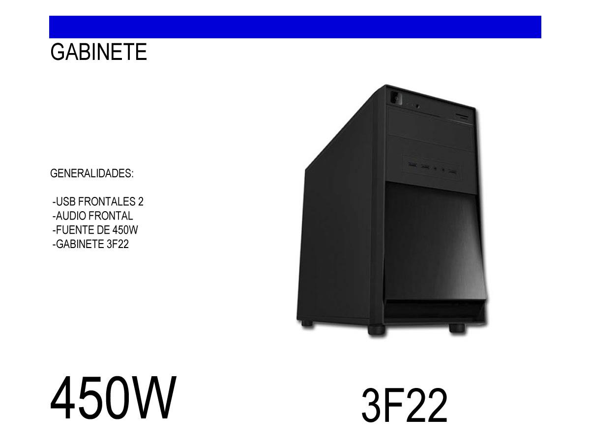 GABINETE 3F22