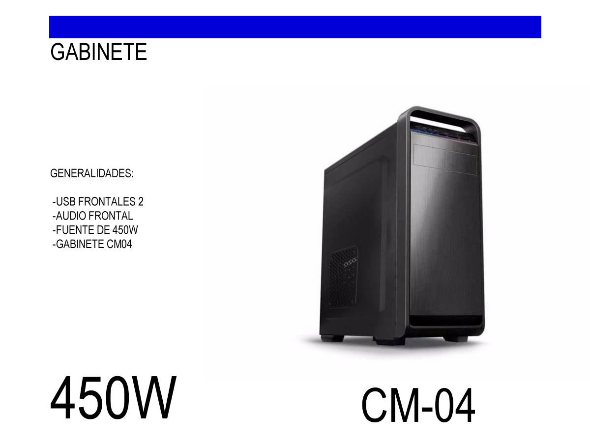 GABINETE CM04